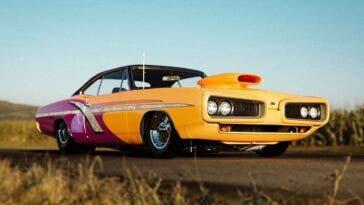 Dodge Super Bee moderna render