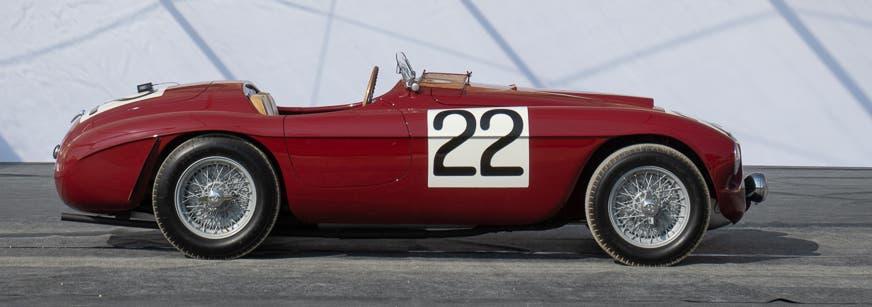 Ferrari 166MM Touring Barchetta