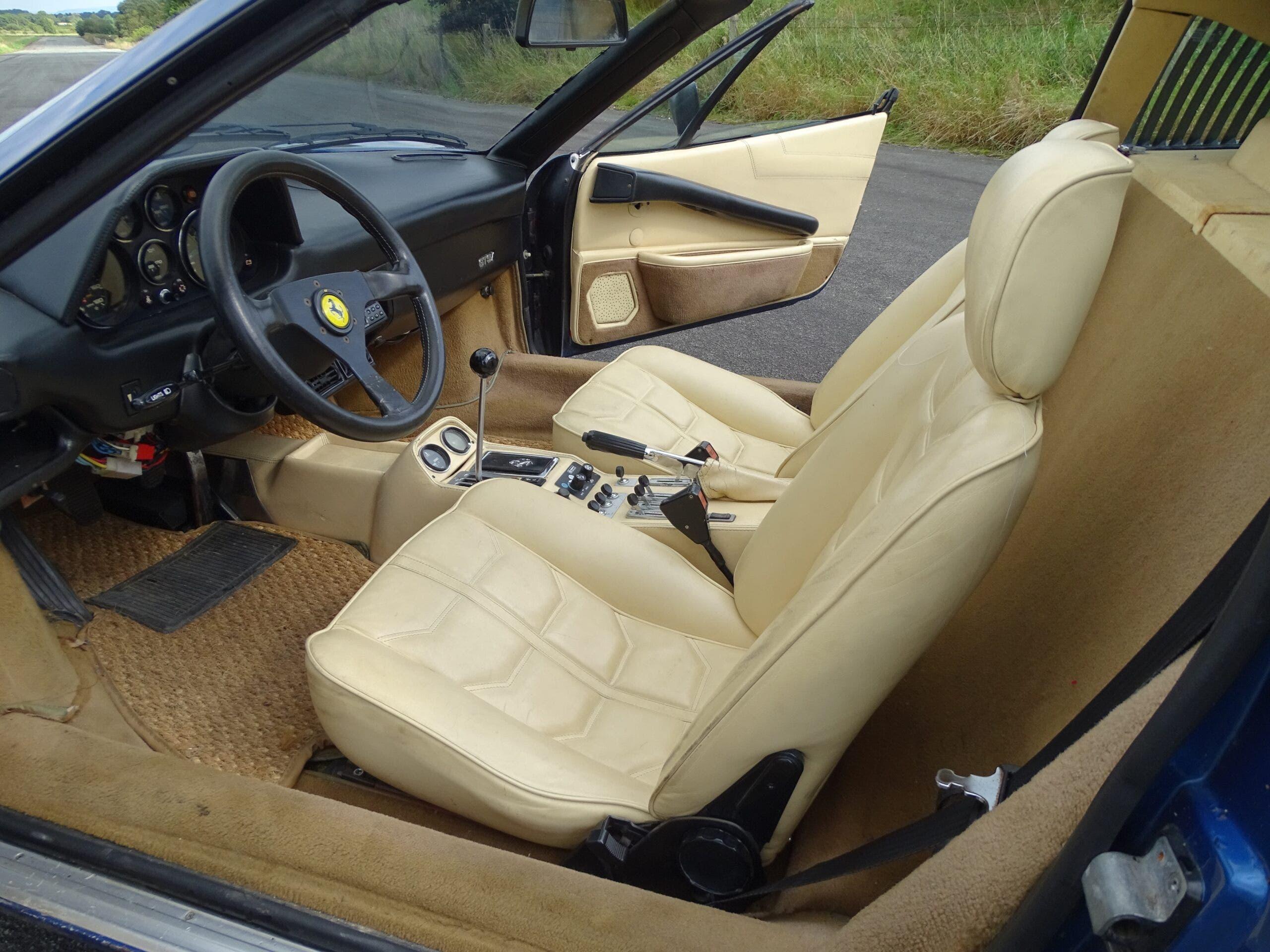 Ferrari 308 GTS QV Iggy Pop asta