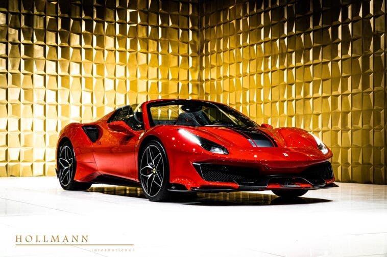 Ferrari 488 Pista Spider in vendita
