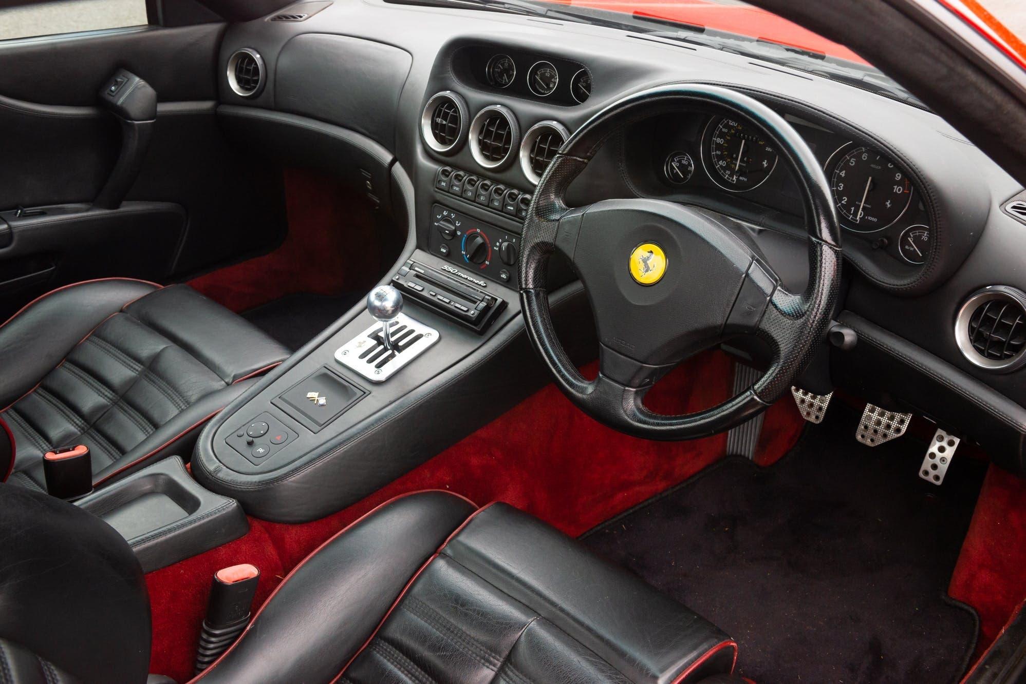 Ferrari 550 Maranello Richard Hammond