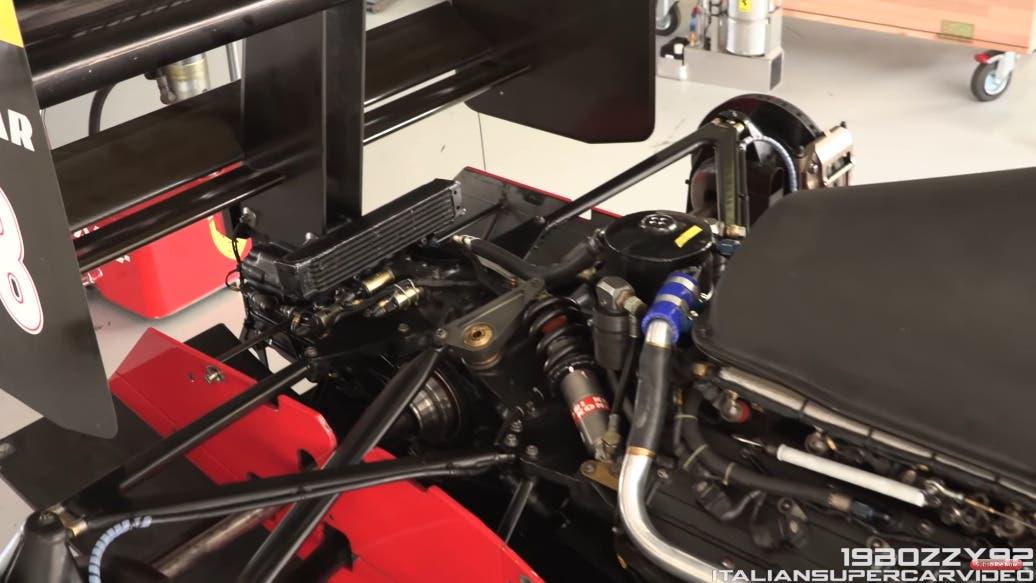 Ferrari 640 F1 Challenge & GT Days 2020