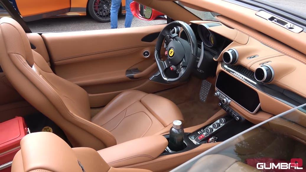 Ferrari Portofino accelerazione