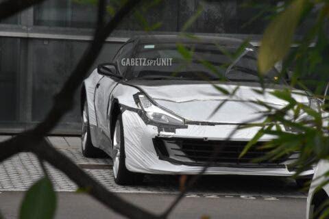 Ferrari Purosangue nuovo prototipo