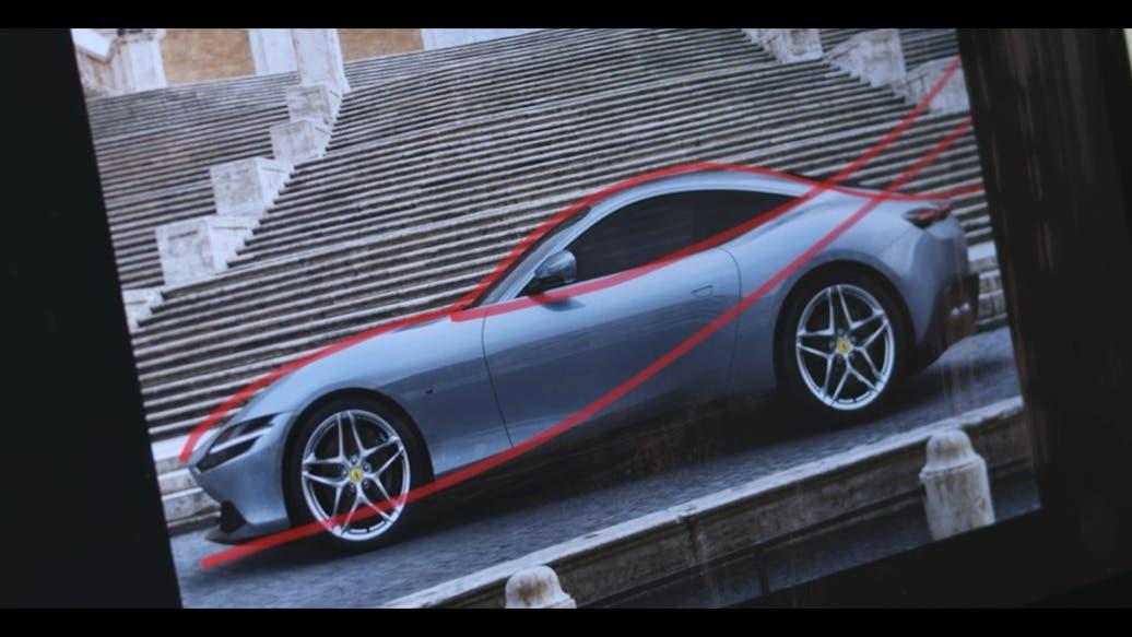 Ferrari Roma Frank Stephenson