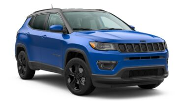 Jeep Compass Altitude 2021
