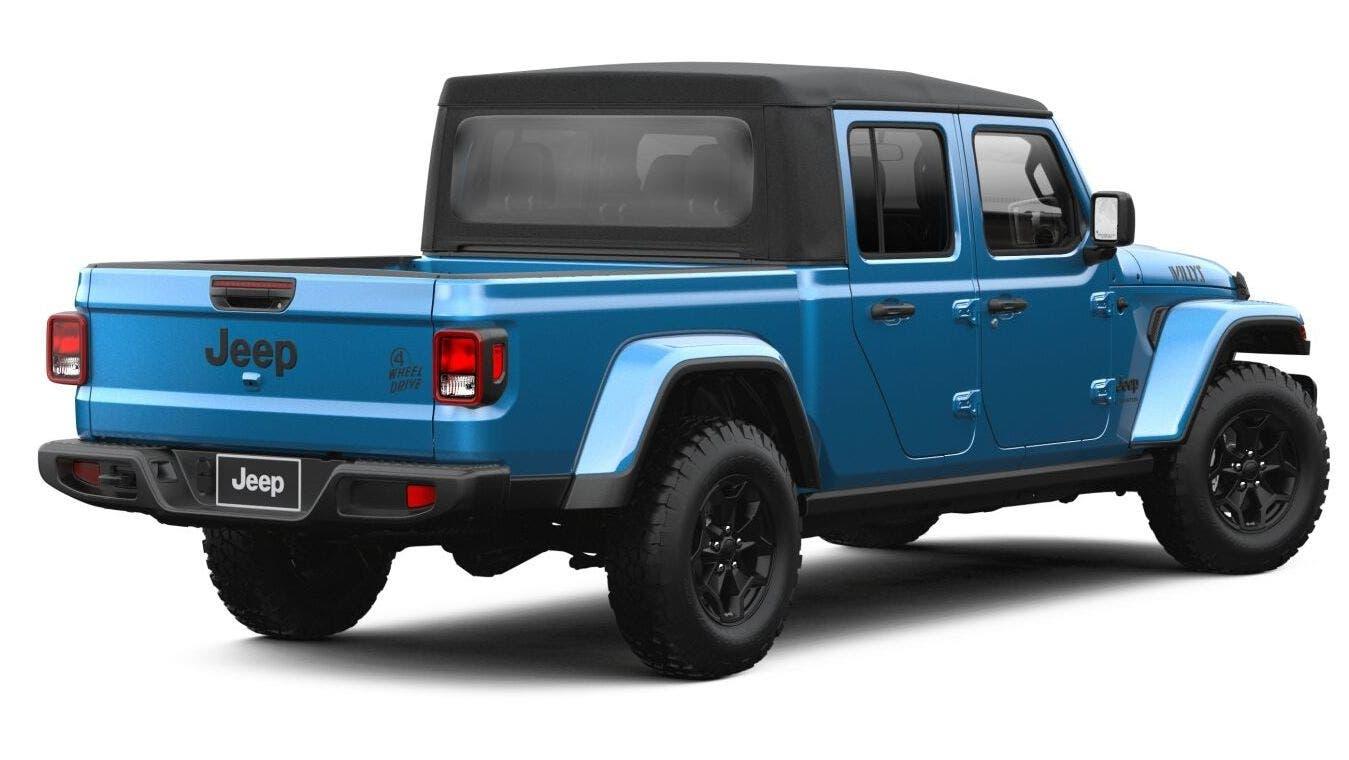 Jeep Gladiator Willys Sport 2021