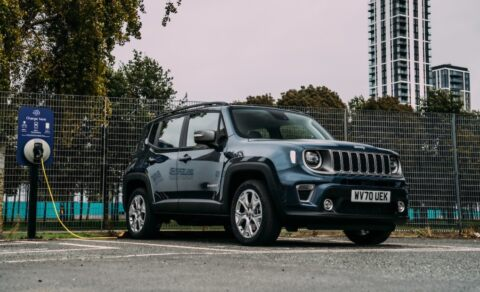 Jeep Renegade 4xe Renegade Motel