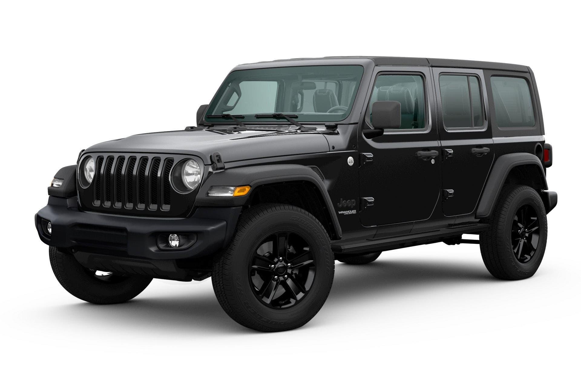 Jeep Wrangler 2021 Australia