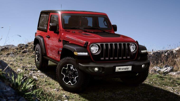 Jeep Wrangler Rubicon Recon Italia