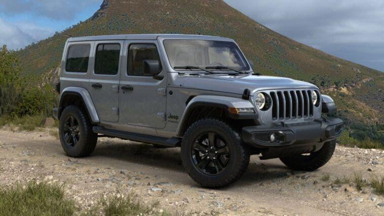 Jeep Wrangler Unlimited Sahara Altitude 2021