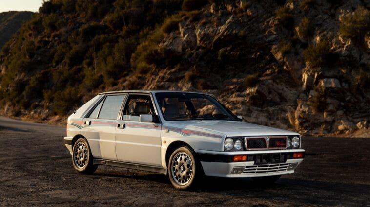 Lancia Delta HF Integrale 1989 asta