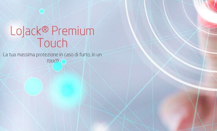 LoJack Premium Touch