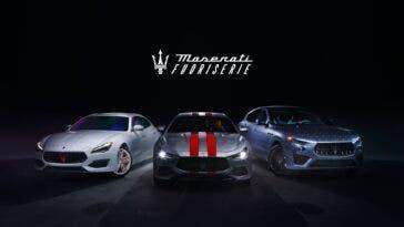 Maserati Fuoriserie