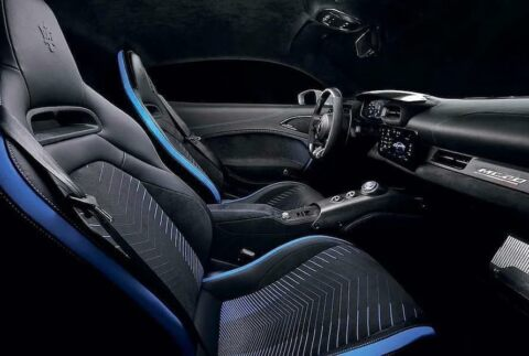Maserati MC20 foto