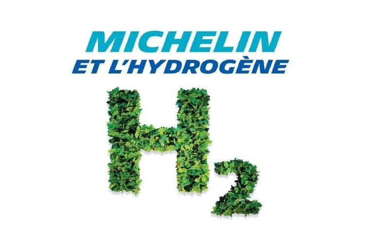 Michelin piano strategico idrogeno Francia