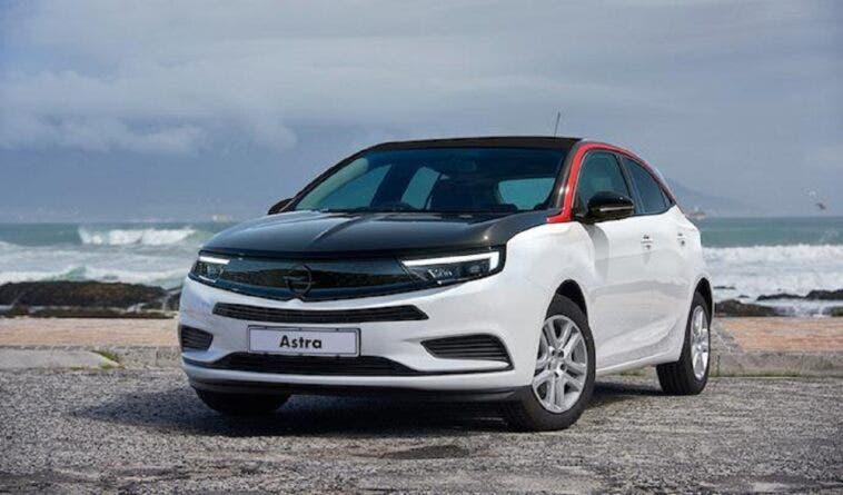 Nuova Opel Astra render