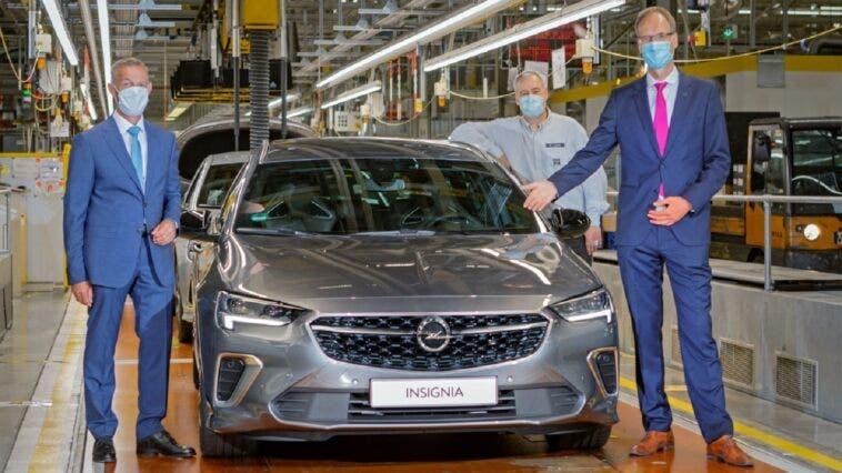Nuova Opel Insignia