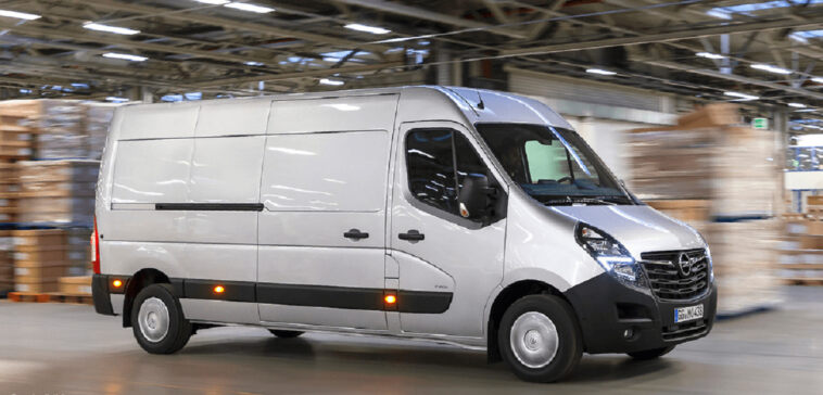 Nuova Opel Movano