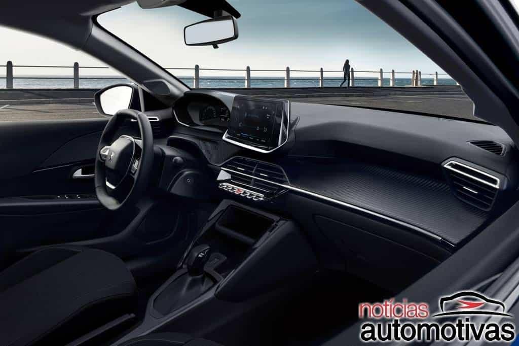 Nuova Peugeot 208 Brasile