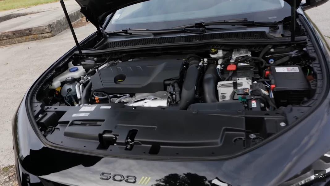 Nuova Peugeot 508 PSE Autogefühl
