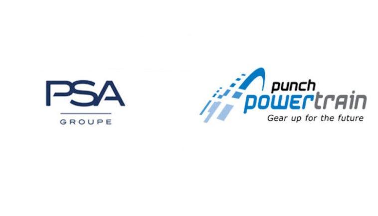 PSA Punch Powertrain nuova joint-venture