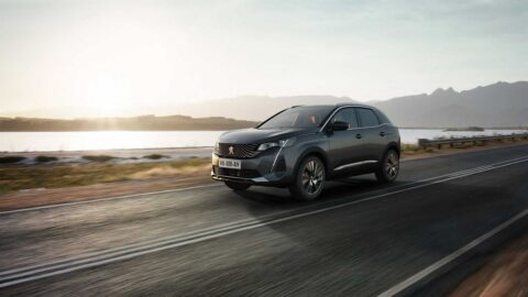 Peugeot 3008 Restyling 5