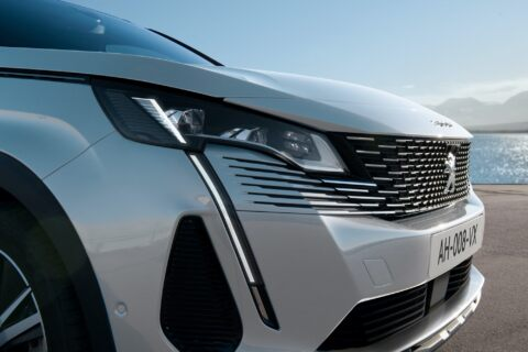 Peugeot 3008 Restyling 11