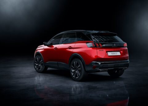 Peugeot 3008 Restyling 8