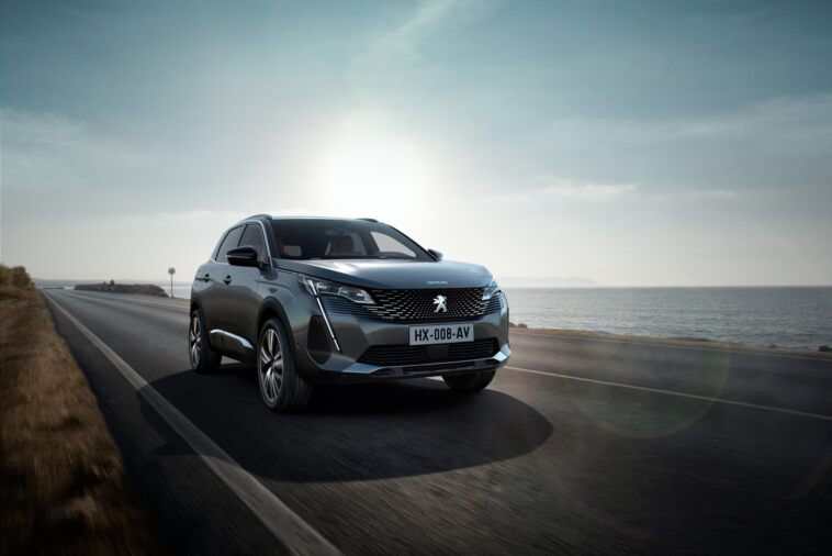 Peugeot 3008 Restyling 6