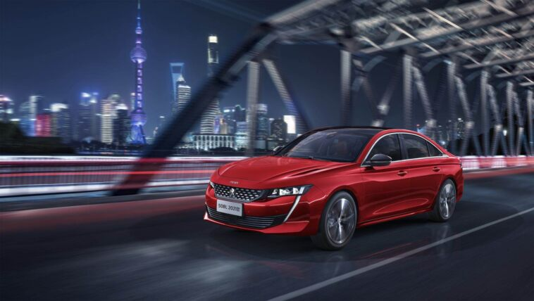 Peugeot Salone Pechino 2020