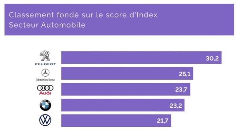 Peugeot immagine Francia