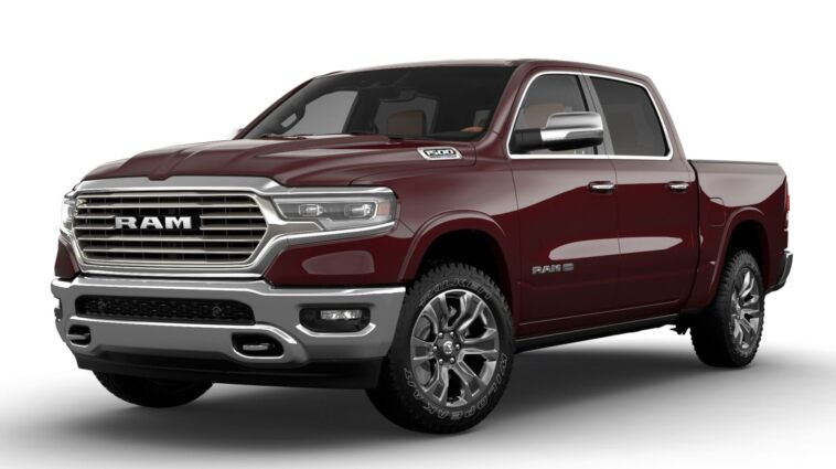Ram 1500 Limited Longhorn 10th Anniversary Edition