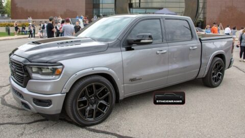 Ram 1500 Low Down Concept 2019