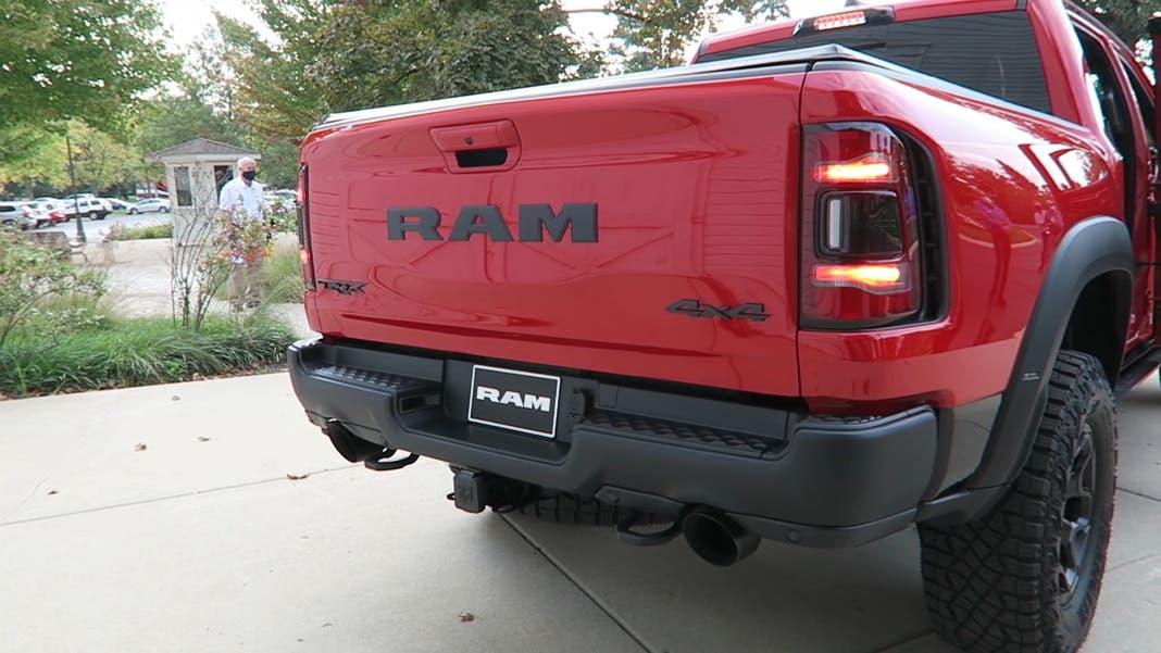 Ram 1500 TRX EddieX