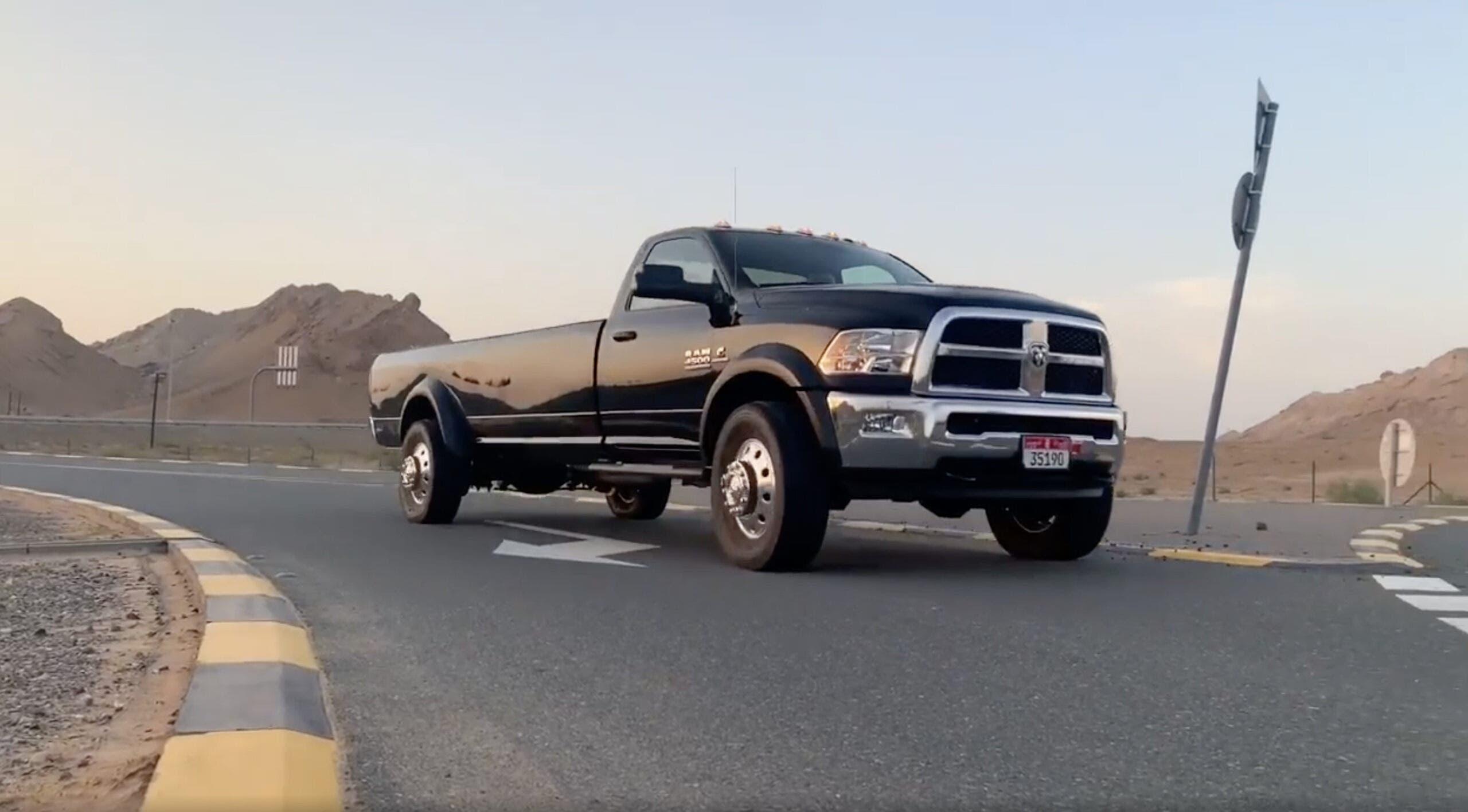 Ram 4500