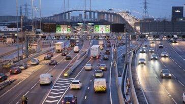 Regno Unito limite velocità autostrade