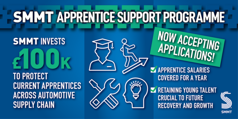 SMMT Apprentice Support