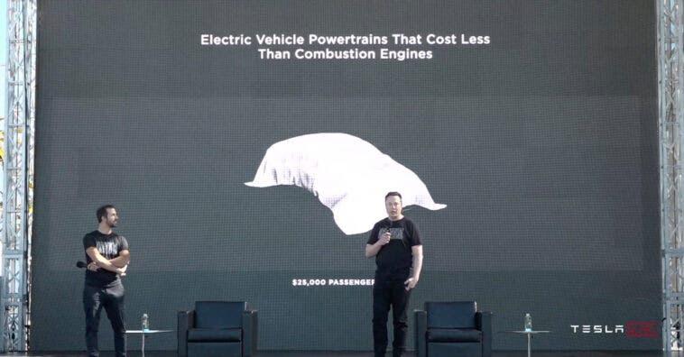 Tesla auto elettrica 25.000 dollari