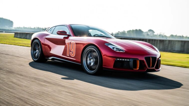 Touring Aero 3 Ferrari F12berlinetta