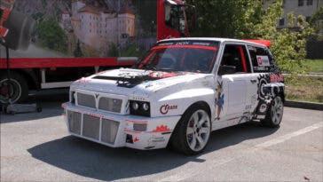 Yugo Integrale Lancia Delta HF Integrale