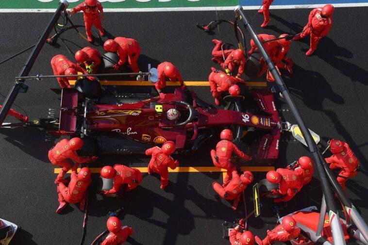 Mugello Ferrari