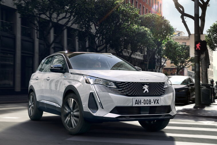 Peugeot 3008 Restyling 9