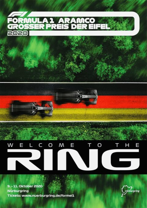 Locandina Nurburgring