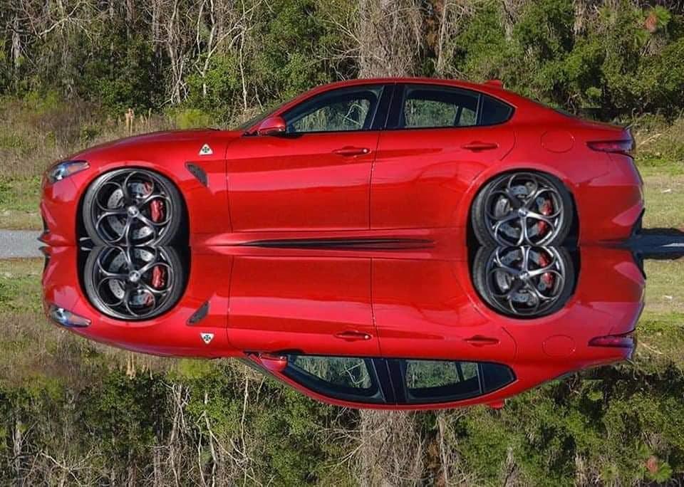 Alfa Romeo Giulia Hybrid