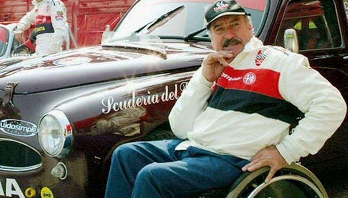 Alfa Romeo 1900 TI Clay Regazzoni