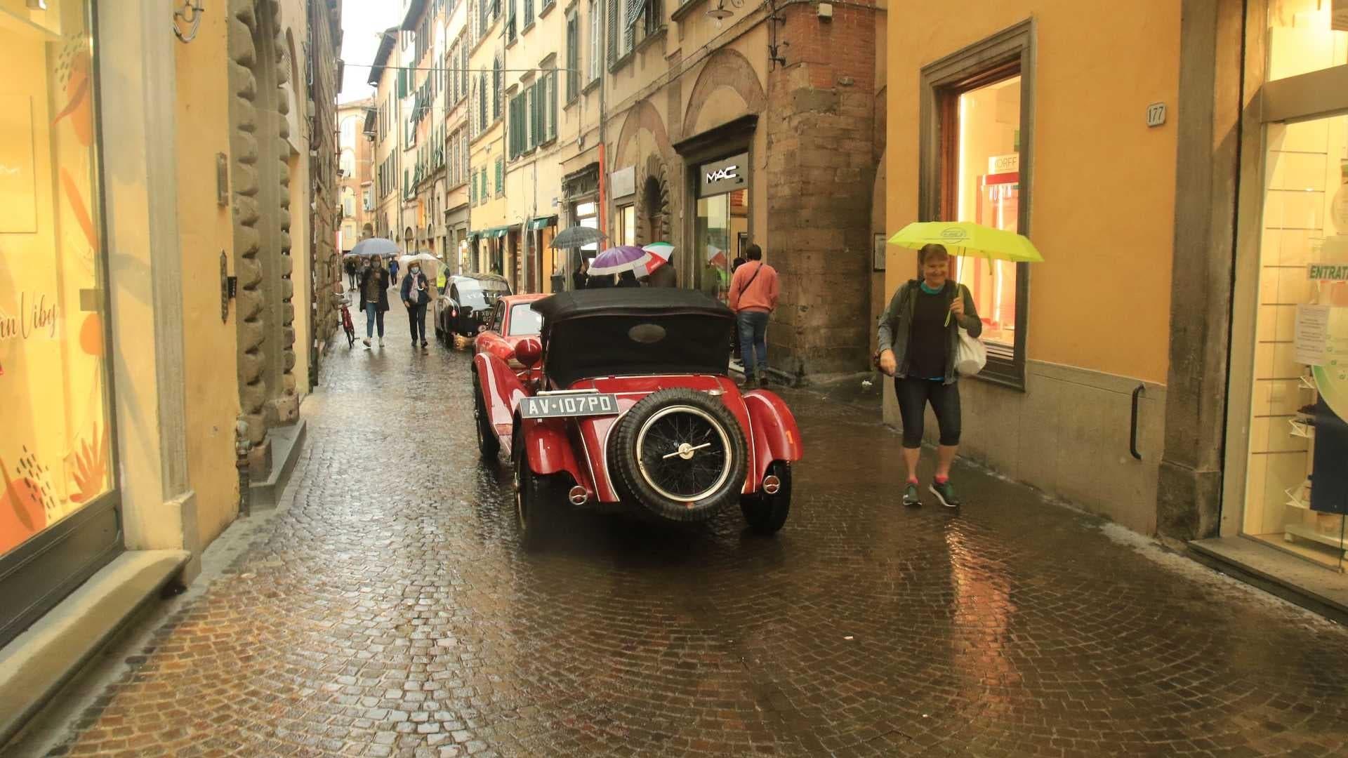 Alfa Romeo 6C 1750 SS Zagato Gran Premio Terre di Canossa 2020