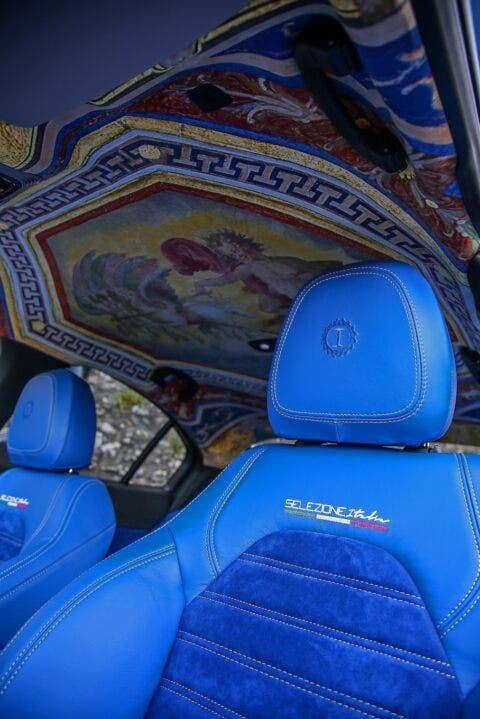 Alfa Romeo Giulia Grand Tour Hertz