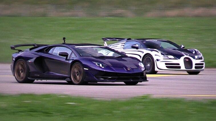 Bugatti e Lamborghini