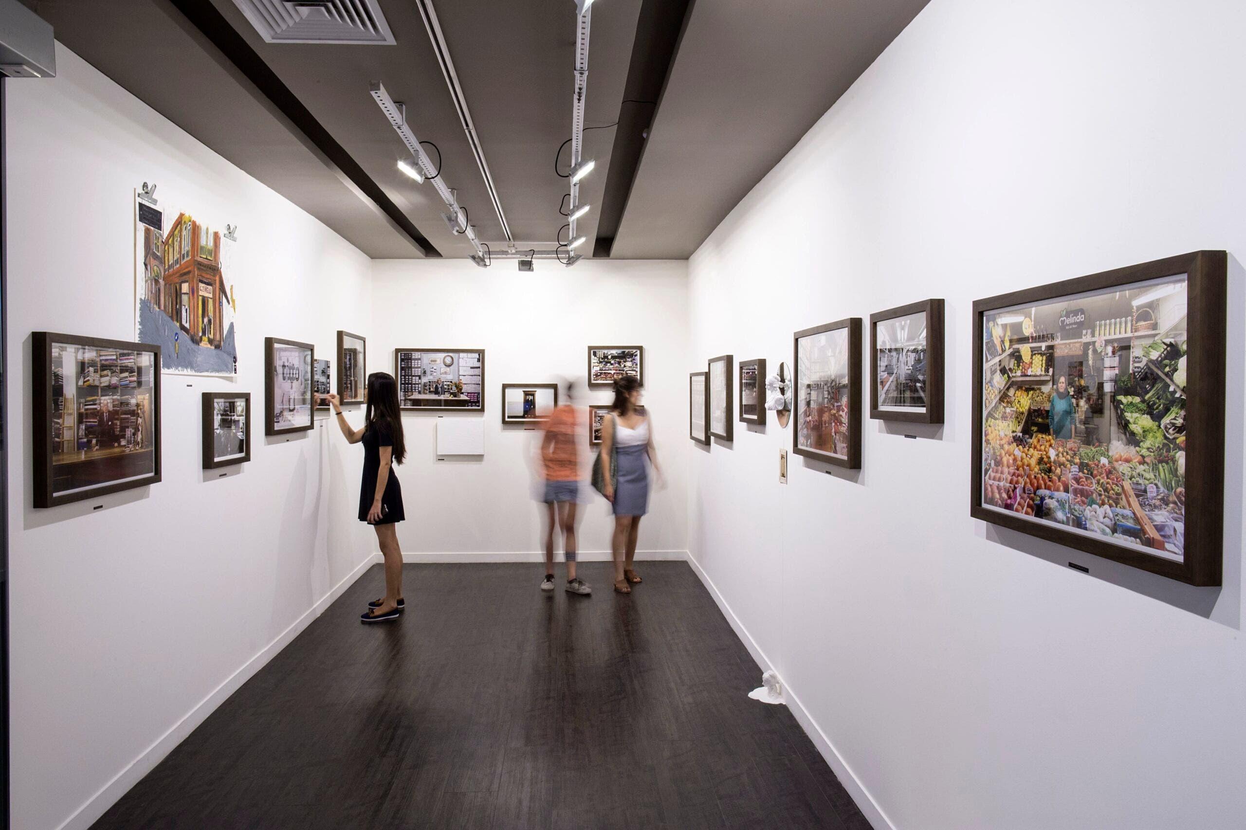 Casa Fiat De Cultura programma Piccola Galleria